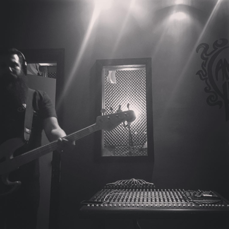 Zabi Naqsband - Go Bold Recording Camel hump Studios