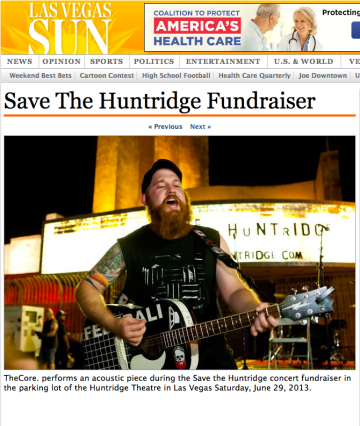 Save the Huntridge